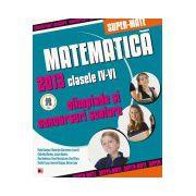 Matematica. Olimpiade si concursuri scolare 2013 - Clasele IV-VI