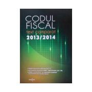 Codul Fiscal 2013/2014 - text comparat