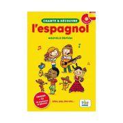 Sing & Learn. Spanish (+CD)