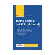 Regimul juridic al societatilor de investitii