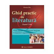 Ghid practic de literatura clasele V-VIII