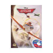 Avioane - ed. prescurtată (Carte + CD)