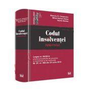 Codul insolventei comentat 2014