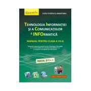 Tehnologia Informatiei si a Comunicatiilor. Manual pentru clasa a VII-a (Pascal si C++)