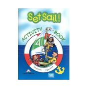 Set Sail! 4. Activity Book