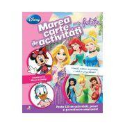 Marea carte de activităţi pentru fetiţe