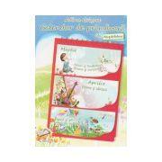Calendar de primăvară - clasa I