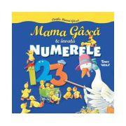 Mama Gâscă te învaţă Numerele