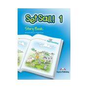 Curs limba engleza Set Sail 1 Poveste cu Audio CD The Ugly Duckling