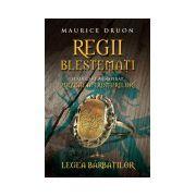 Regii blestemați. Legea bărbaților (vol. 4)