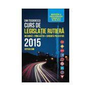 Curs de Legislatie Rutiera 2015 - Mecanica, Prim Ajutor, Conduita Preventiva
