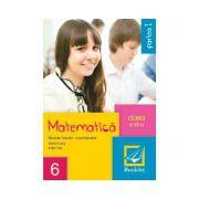 Matematica pentru clasa a VI-a - Partea I