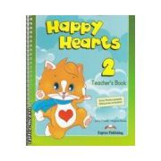 Happy Hearts 2 Teacher's Bag - Cursuri Engleza Prescolari