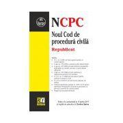 Noul Cod de procedură civilă. Republicat