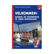 Velkommen! Manual de conversatie in limba norvegiana