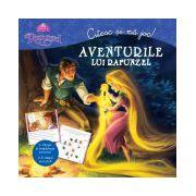 Citesc și mă joc. Aventurile lui Rapunzel