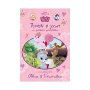 Povești și jocuri cu prietenii prințeselor. Afina și Frumusica