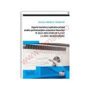 Aspecte teoretice si aplicative privind analiza performantelor economico-financiare