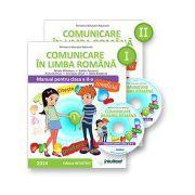 COMUNICARE ÎN LIMBA ROMÂNĂ - MANUAL PENTRU CLASA II (PARTEA I ŞI PARTEA A II-A) - Pacearca