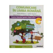 Comunicare in limba romana. Caietul elevului clasa a II-a, sem. 2 (Mirela Mihaescu)