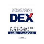 Dictionarul explicativ al limbii romane – editia 2016