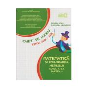 Matematica si explorarea mediului clasa a II-a partea I - Caiet de lucru