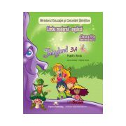 Fairyland 3 (A + B) Limba moderna engleza clasa a III-a semestrul I + II (set) cu CD