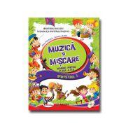 Muzica si miscare. Manual pentru clasa a II-a(sem I+sem II, contine editie digitala)