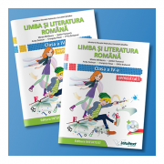 Limba si literatura romana. Manual pentru clasa a IV-a - Semestrele I si II - Contine editia digitala
