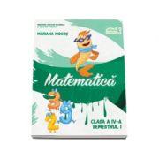 Matematica. Manual pentru clasa a IV-a, semestrul I - Contine editia digitala