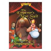 Hainele cele noi ale Imparatului Povesti bilingve Romana Engleza