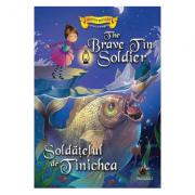 Soldatelul de tinichea Povesti bilingve Romana Engleza