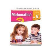 Matematica, manual pentru clasa a V-a - Mona Marinescu (Contine si editia digitala)