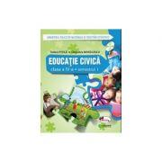 Educatie civica. Manual pentru clasa a IV-a (sem I+sem II, contine editie digitala)