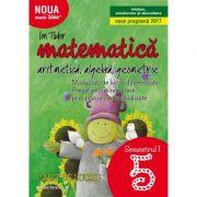Matematică. Aritmetică, algebră, geometrie. Caiet de lucru. Clasa a V-a. Semestrul I. Inițiere