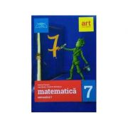 Matematica culegere pentru clasa a VII-a - Colectia, clubul matematicienilor - Semestrul I (2017-2018)