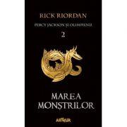 Percy Jackson şi Olimpienii Vol 2. Marea Monştrilor I