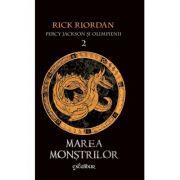 Percy Jackson şi Olimpienii. Marea Monştrilor