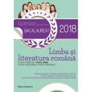 BACALAUREAT 2018. LIMBA ȘI LITERATURA ROMÂNĂ. PROFIL UMAN. 110 TESTE DUPĂ MODELUL M.E.N. (30 DE VARIANTE PENTRU PROBA ORALĂ ȘI 80 DE VARIANTE PENTRU PROBA SCRISĂ)