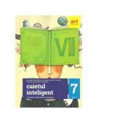 Caietul inteligent pentru clasa a VII-a, semestrul I. Literatura. Limba romana. Comunicare