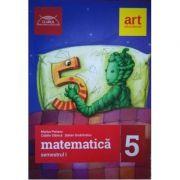 Matematica pentru clasa a V-a, semestrul I (Clubul Matematicienilor)