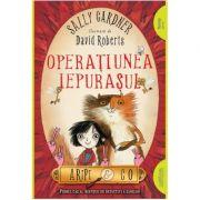 Aripi & Co (#1). Operaţiunea Iepuraşul | paperback