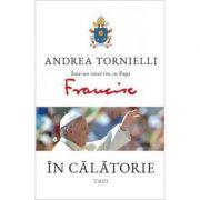 În călătorie. Andrea Tornielli într-un interviu cu Papa Francisc
