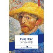 Bucuria vieţii (ediţia 2018)  Irving Stone