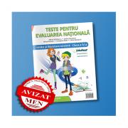 Teste pentru evaluarea națională - Limba și Literatura Română și Matematică - clasa a IV-a