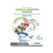 Limba si literatura romana, manual pentru clasa a V-a - Catalina Popa (Contine editia digitala)