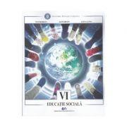 Educatie sociala - Clasa 6 Victor Bratu, Alina Bratu, Elena Lupsa