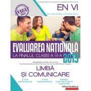 Evaluarea Națională 2019 la finalul clasei a VI-a. Limbă și comunicare
