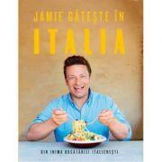 Jamie găteşte în Italia
