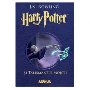 Harry Potter si Talismanele Mortii - J.K. Rowling